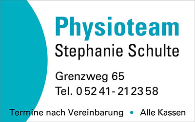Logo Physioteam Stephanie Schulte